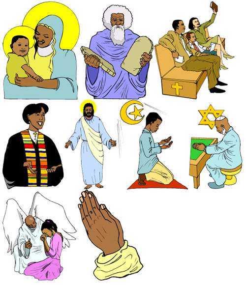 African American Church Clip Art http://www.glsoft.com/giksoft/vol2.html
